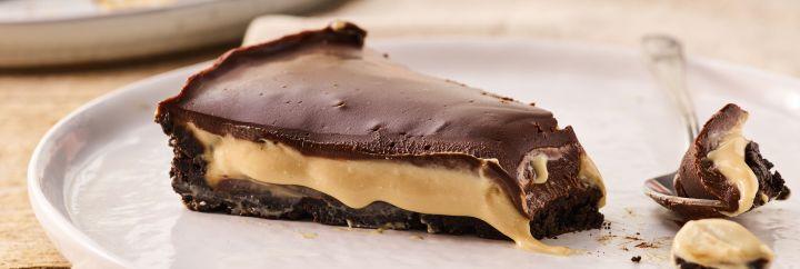 פאי שמנת, חמאת בוטנים ושוקולד ללאאפייה